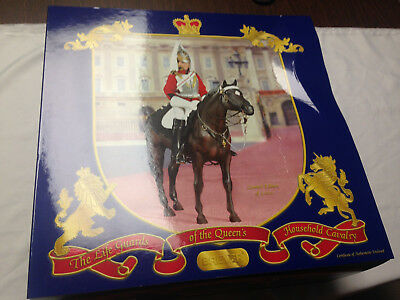 Breyer #3368 The Life Guards of the Queen's Household Cavalry