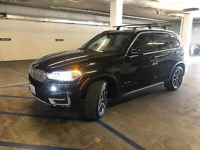 2017 BMW X5 xDrive 35i 2017 BMW X5  xDrive35i - Low Miles! Premium Package + Cold Weather Package