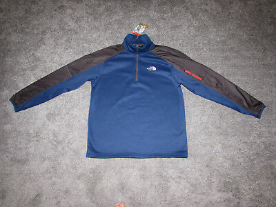 THE NORTH FACE (TECH S DELTA) ZIP-UP TOP - (Size LARGE)  *Brand New*