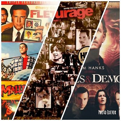 DVD Bundle! 4 Films +1 Complete Season of Popular Series for ONLY $6!!
