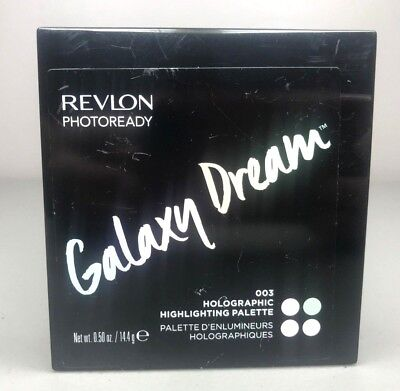 Revlon Photoready Galaxy Dream Holographic Highlighting Palette (003)