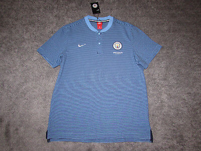 7fd64836 ... italy nike manchester city grand slam polo shirt size xl extra large  44c9e 4967b