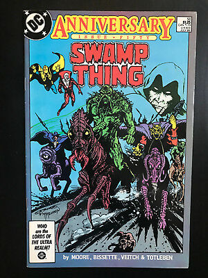 Swamp Thing #50 1986 DC Vertigo first printing Comic Book 1st print