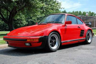 1988 911 930 turbo M505 Slantnose 1988 Porsche 911 930 turbo M505 Slantnose 2 owners  3.0L Turbo
