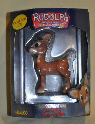 * Rudolph Red-Nosed Reindeer * Ornament Rudolph Island of Misfit Toys   Rare