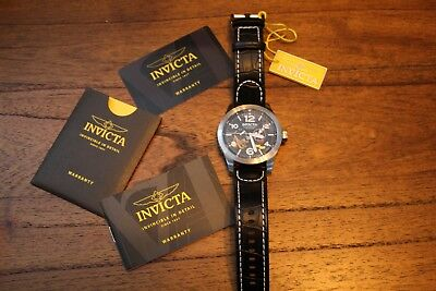 Invicta 22873 Disney Limited Edition Men's 48mm Stainless Steel Watch 22873