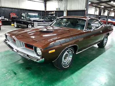 1973 Plymouth Other Matching Numbers 1973 Plymouth Cuda