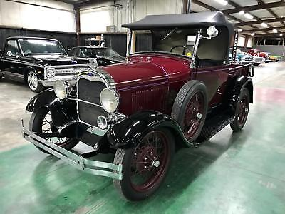 1928 Ford Model A Roadster Pickup 1928 Ford Model A Pickup