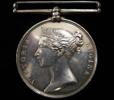 Royal Navy L.s & G.c Medal, Queen Victoria Issue, Wide Suspension, Rare Rate