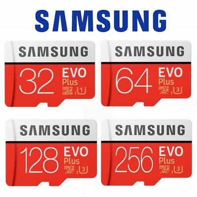 Micro SD Card Samsung Evo Plus 64GB 128GB 256GB 512GB Mobile Phone Memory