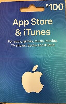 Apple AU100$ Gift Card for iTunes