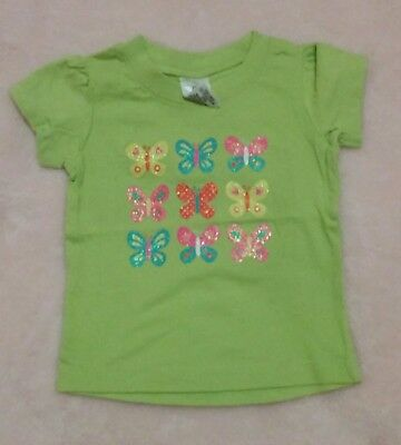 Target Size 0 - Baby Girls Green Top - New without Tags