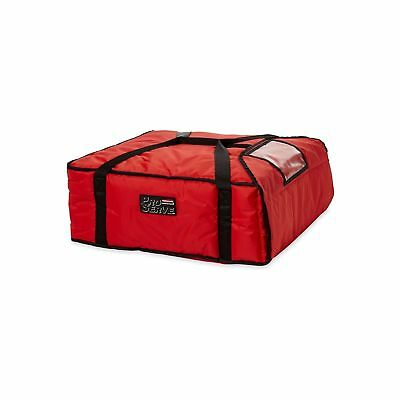 Rubbermaid Commercial PROSERVE Pizza Delivery Bags FG93700RED