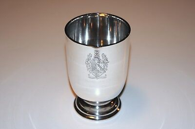 Vintage - The Holdsworth Club - Silver Plated Cup