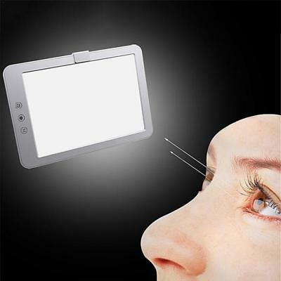 10000 Lux LED 18W 3 Modes SAD Treatment Light Lamp Dimmable Therapy HappyLight