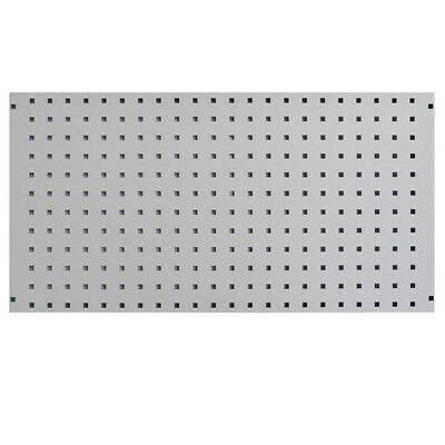 Stormax Metal Square Hole Pegboard 900x455x20 (WxHxD) - Shipping Aust Wide