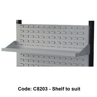 Stormax Shelf to suit Panel Trolley 935x215mm (WxD) - Shipping Aust Wide