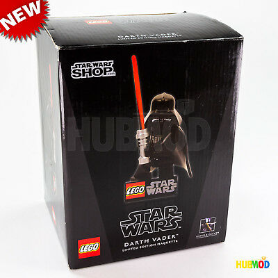 NEW Gentle Giant LEGO Star Wars Darth Vader Limited Edition Maquette 752