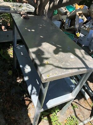 Kitchen Bench Stainless Steel Commercial