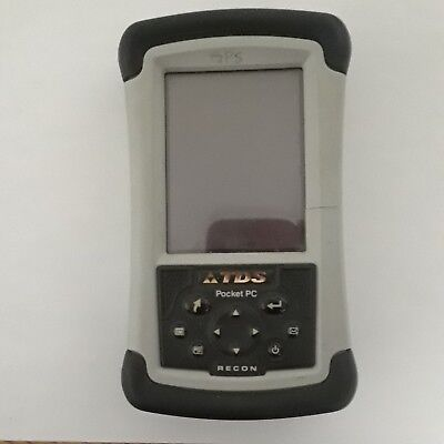 TDS Recon 400MHz Data Collector PocketPC, GrayRecon unit only.  no charger