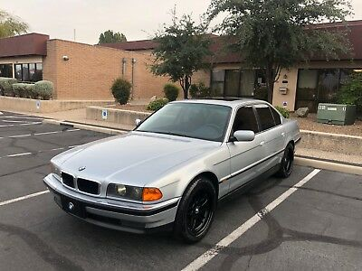 1998 BMW 7-Series 740i short body sport 1998 BMW 740i - As close to perfection as we could get it