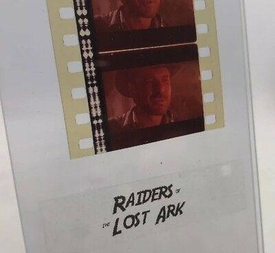 5-Cell 35mm 1981 RAIDERS OF THE LOST ARK Indiana Jones (Harrison Ford)