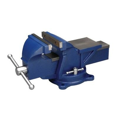 "Wilton 11106 General Purpose 6"" Jaw Bench Vise with Swivel Base"