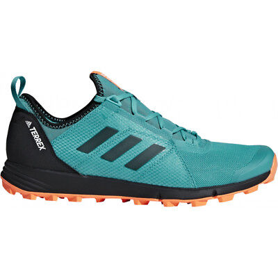 Mens Adidas Terrex Agravic Speed Mens Trail Running Shoes - Green
