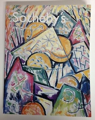 RARE! SOTHEBY'S American Art Auction Catalog May-22-2002 ROCKWELL, WYETH & More