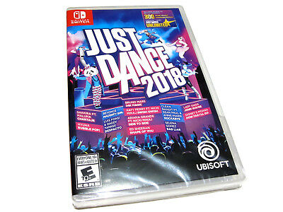 Just Dance 2018 (Nintendo Switch) - NEW!