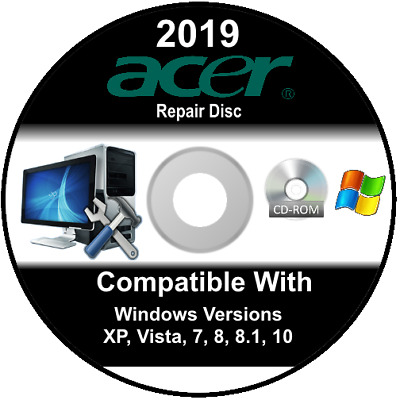 acer recovery dvd windows 7
