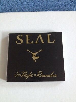 Seal a Night to Remember CD / Box