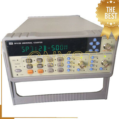 High Precision Frequency Counter Measurement Meter with Range 100MHz to 500MHz