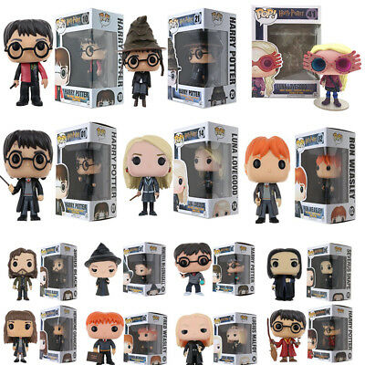 Funko Pop! Harry Potter Hermione Sirius Luna Snape PVC Action Figure Toys Gift