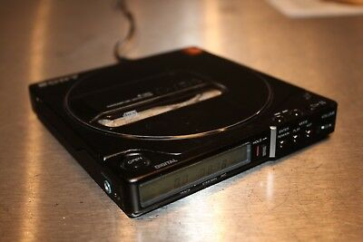 Sony Discman D25 / D250 - Refurbished and working 100% with power supply