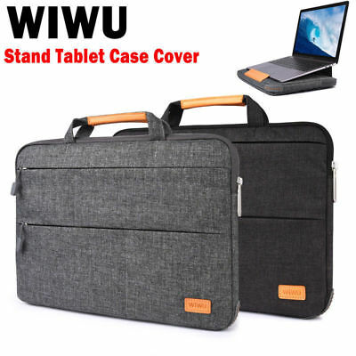 """Waterproof Oxford Cloth Laptop Bag Notebook Case For MacBook Pro / Air 13"""" 15.4"""""""