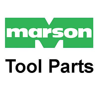 Marson Tool Part M88666 SW11 Seeger Ring for 140-SP Tool; 11mm x 1mm (1 PK)