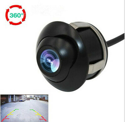Waterproof CCD/HD 360° Car Rear View Camera Parking Cam Night Vision Kits Useful