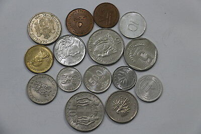 World Coins Useful Lot With Many High Grade B10 Wd27