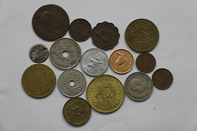 World Old Coins Useful Lot B10 We34