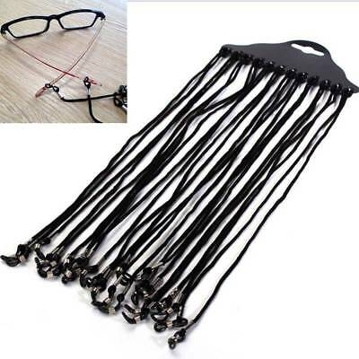 12Pcs Nylon Cord Glasses Lanyard Eyeglass Holder Sunglasses Eyewear String Strap