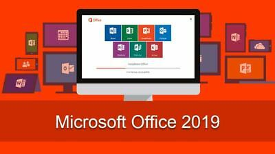 Microsoft Office 2019 32/64-bit Product Key Official Download Link