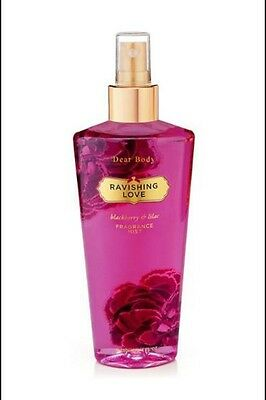 Ravashing love Body Mist 250ml By Dear Body