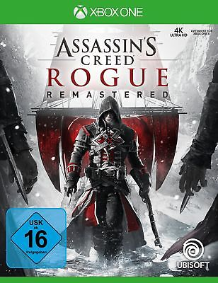 Assassin's Creed Rogue Remastered - [Xbox One] - NEU& OVP