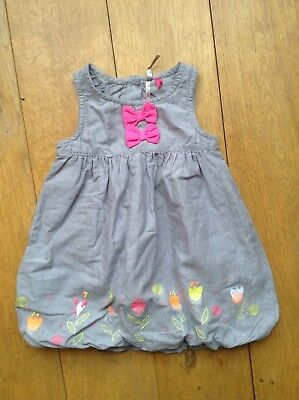 "robe fille ""ORCHESTRA"" taille 9 mois comme neuve"