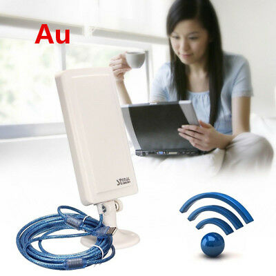 WiFi Long Range Extender Wireless Router Booster Repeater WLAN Antenna Outdoor