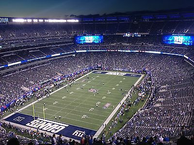 New York Giants vs Tennessee Titans 12/16/18 Parking Pass Included
