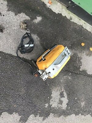 Drain Cleaner 240v Rothenberger R550 Deain Cleaning Machine See Desciition Gwo