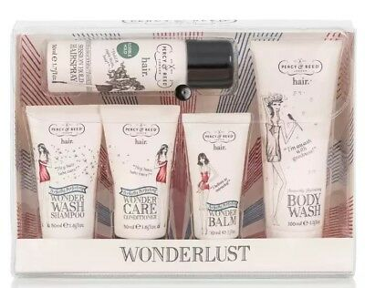 PERCY & REED SALE -20% Wonderlust Kits limited edition Hair care