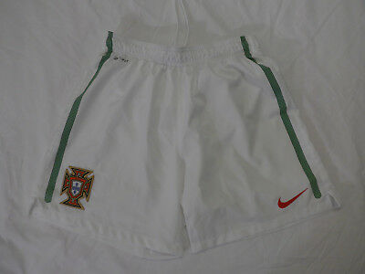 Portugal Nike shorts, white, child 12-13 years, very good condition